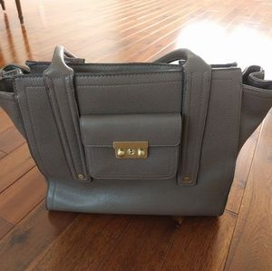 Phillip Lim for Target grey satchel